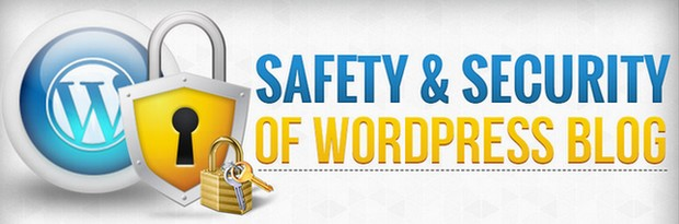 wordpress security and safety
