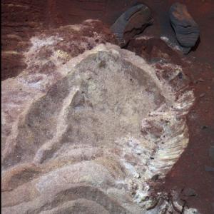 soil-mars