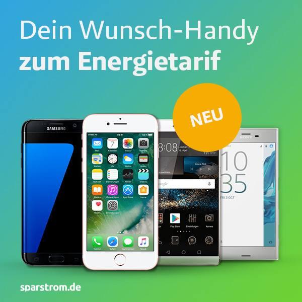 Wunschhandys von Apple, Samsung Huawei in einer Reihe