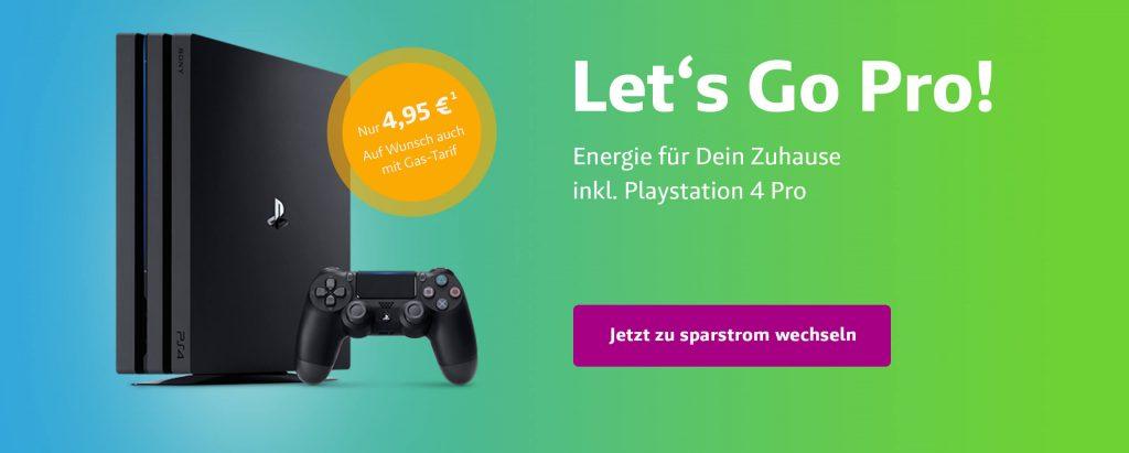 Playstation, schwarz, inkl. Controller - Angebot zum Stromanbieterwechsel