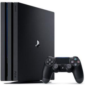 Stromwechsel mit Playstation Pro