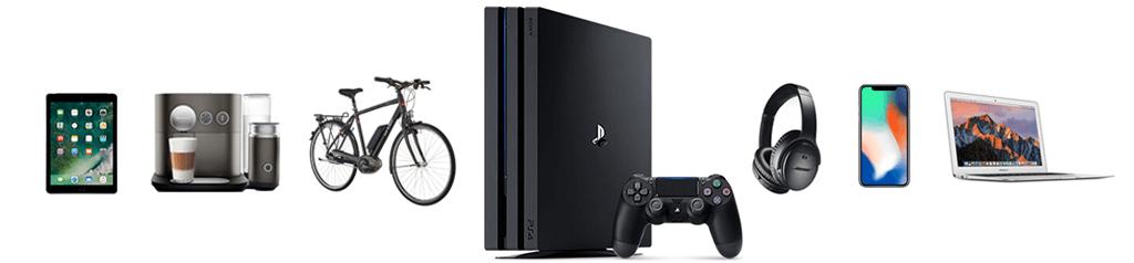 Stromanbieter inklusive Extra, Strom wechseln Playstation erhalten