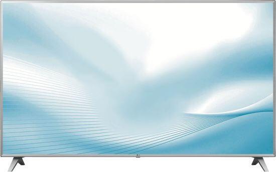 LG 4K TV Gerät zum Stromwechsel - Strom mit Fernsehgerät