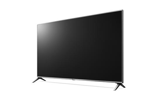Strom mit Fernsehgerät LG TV Schräge Frontansicht