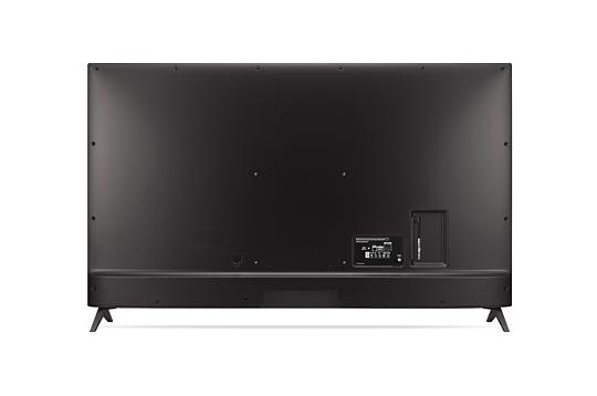 Strom mit Fernsehgerät LG TV Rückseite