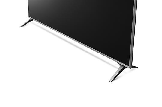 Strom mit Fernsehgerät LG TV Fuß