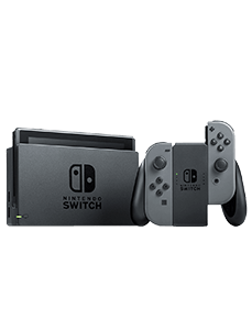 Nintendo Switch mit Controller