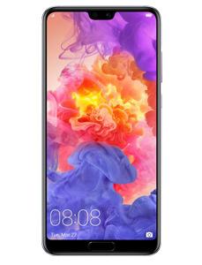 Huawei P20 Pro zeigt seinen knallbunten Bildschirmbild