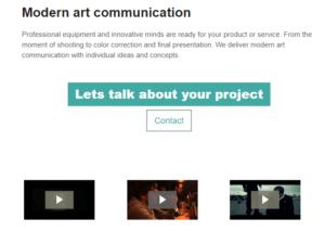 Film und Video Beispiele