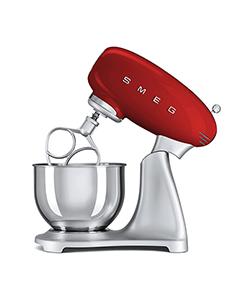Küchenmaschine in Farbe rot
